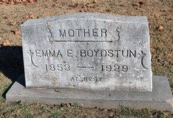 Emma E. <i>Durham</i> Boydstun