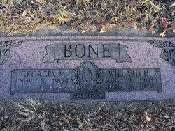 Georgia Mae <i>Bruce</i> Bone