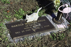 Harold Monroe Buddy Drum