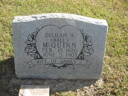 Delilah Ann <i>Ball</i> McQuinn