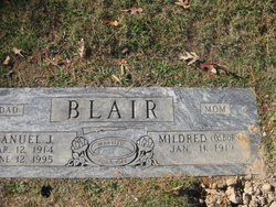 Mildred Maxine <i>Osborn</i> Blair