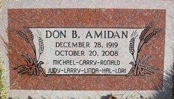 Don Banyer Amidan
