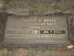 Richard Eugene Dick Avise