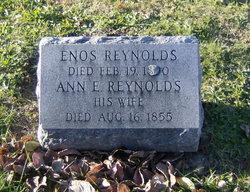 Ann Eliza <i>Yerks</i> Reynolds