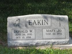 Donald William Eakin