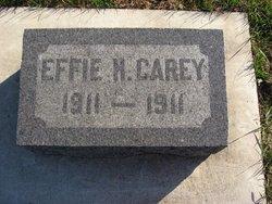 Effie Hazel Carey
