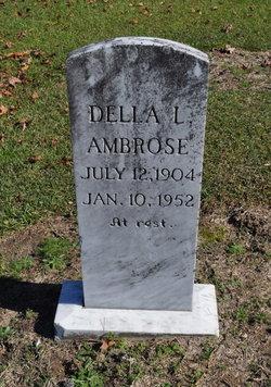 Della Lois <i>Latham</i> Ambrose
