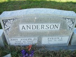 John Joseph Anderson, III