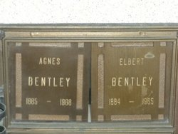 Agnes Jeanne <i>Noble</i> Bentley
