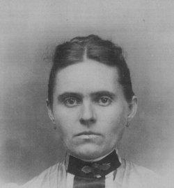 Myra Henrietta <i>Bell</i> Burt