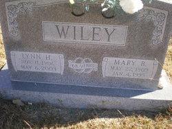 Mary Bethany <i>Williams</i> Wiley