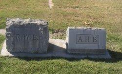 Arah B <i>Holcomb</i> Barnwell