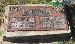 Maggie E. Munroe