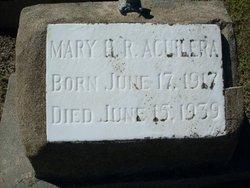 Mary Hilda <i>Ramirez</i> Aguilera