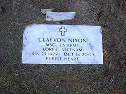 Clayvon Nixon