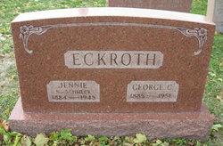 Jennie M. <i>Schmeck</i> Eckroth