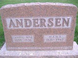 Fannie May <i>Grisham</i> Andersen