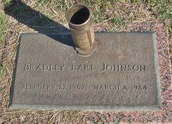Bradley Earl Johnson