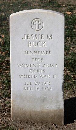 Jessie M. Buck