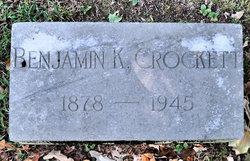 Benjamin K Crockett