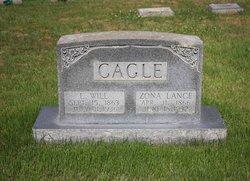Zona <i>Lance</i> Cagle