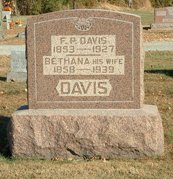 Bethana <i>Waggoner</i> Davis