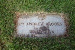 Roy Andrew Brooks, Sr