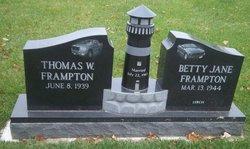 Betty Jane <i>Lerch</i> Frampton