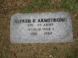 Alfred Edmund Armstrong