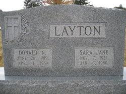 Donald Neill Layton