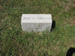 John Lee Atkinson, Sr