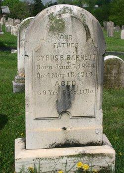 Cyrus B. Barnet