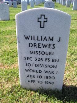 William J Drewes