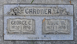 George Crosley Gardner