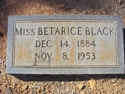 Beatrice Black