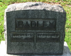 Florence Cornelia <i>Dryden</i> Badley