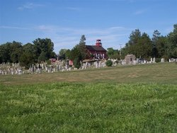 Old Red Church Cemetery