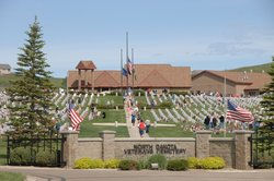North Dakota Veterans Cemetery