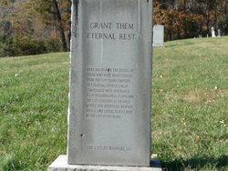 City Farm Cemetery