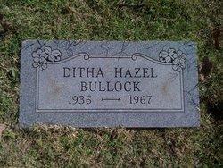 Ditha Hazel Bullock