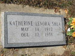 Katherine M. Shea