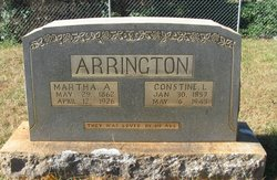 Constantine Lafayette Constine Arrington