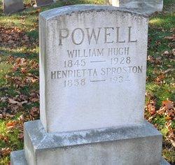 William Hugh Powell
