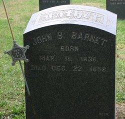 John B Barnet