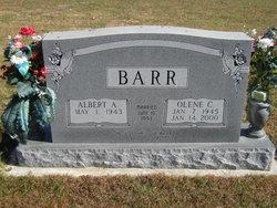 Rev Albert A Barr