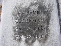 Ira James Alderman
