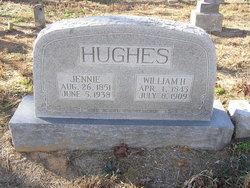 Harriet Virginia Jennie <i>Dunn</i> Hughes