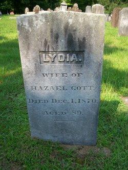 Lydia <i>Gates</i> Gott