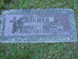 Freda I. Bauman