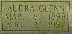 Audra Myrtle <i>Glenn</i> Leatherwood